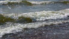 Jesień nad Bałtykiem: deszcz i chłód
