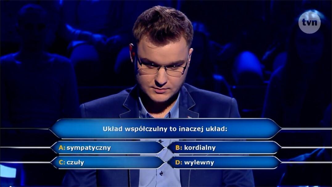 Pytanie o układ współczulny za 20 tysięcy złotych