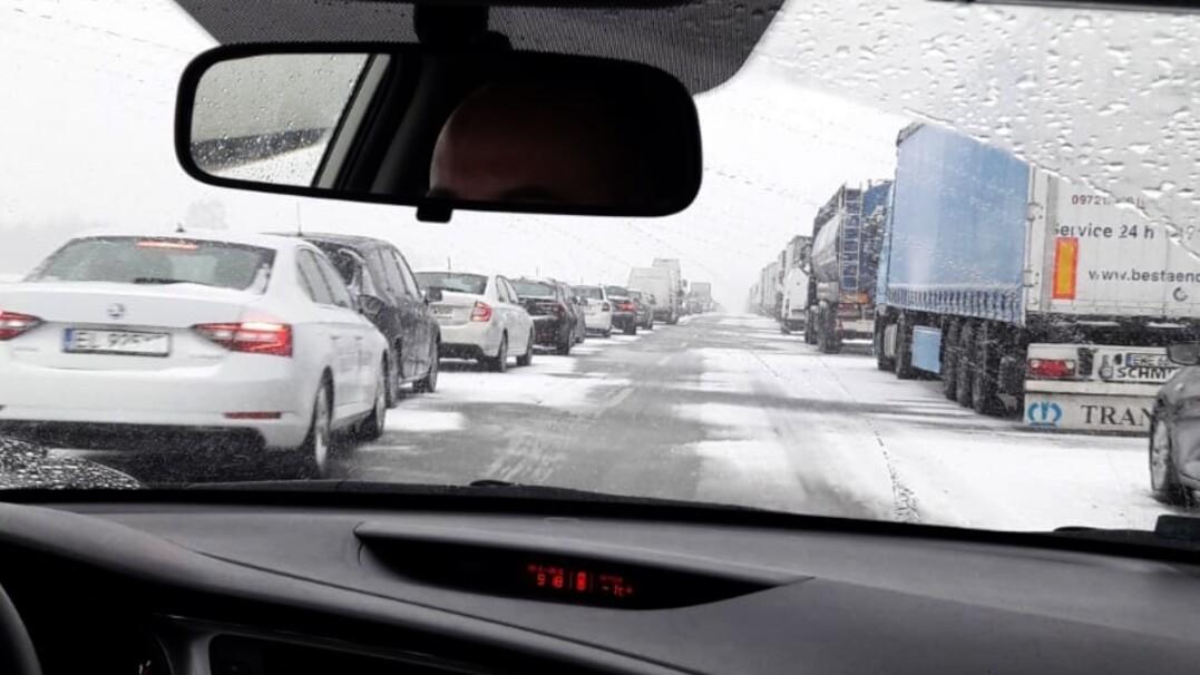 Wzorowa akcja kierowców na polskiej autostradzie