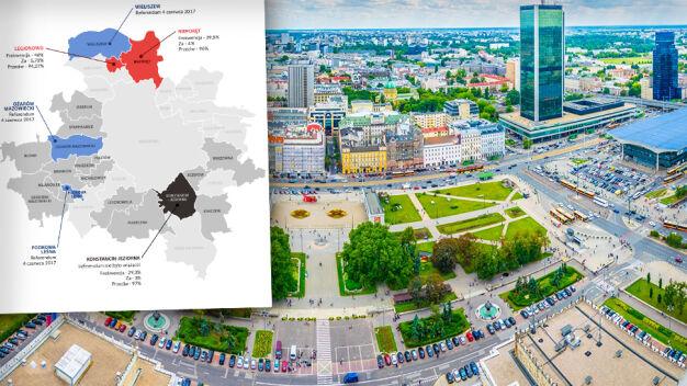 W niedzielę trzy ostatnie referenda w sprawie metropolii