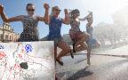 Europa w kleszczach gorącego powietrza z dwóch stron