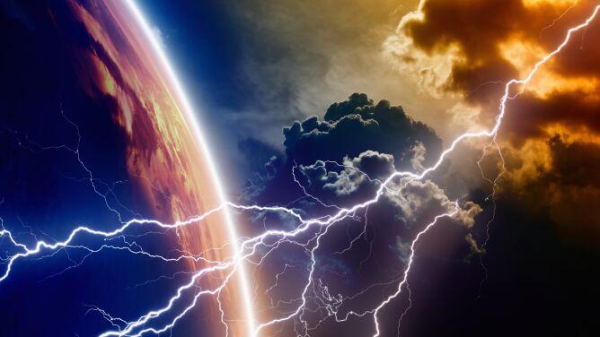 Miliardy piorunów mogły zapoczątkować życie na Ziemi