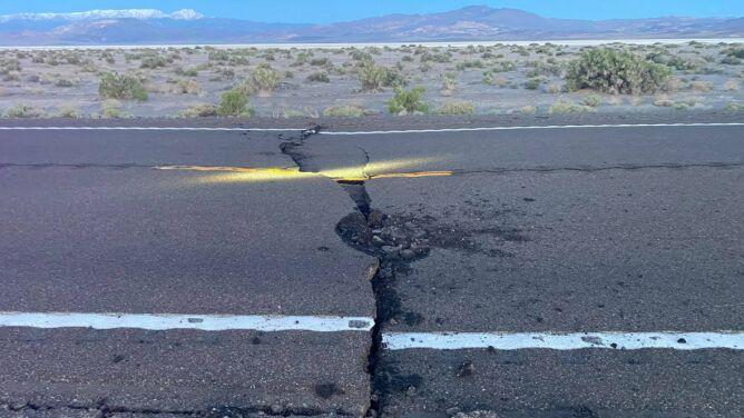 """Trzęsienie ziemi w USA. <br />Było """"szeroko odczuwalne"""""""