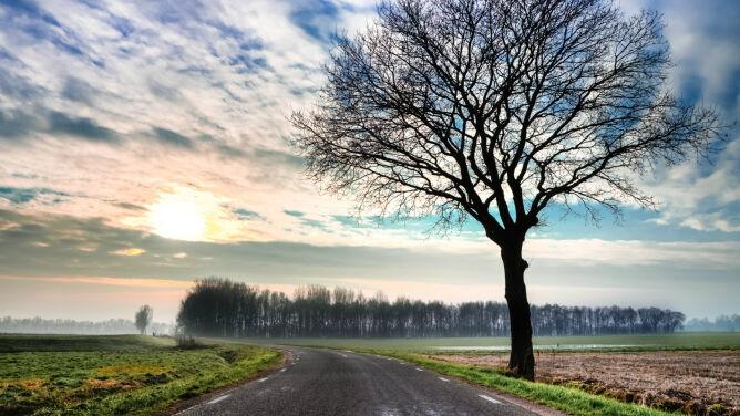 Dobre warunki na drogach - z małym wyjątkiem