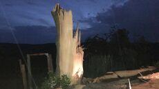 Zniszczenia w Nawodnej w gminie Chojna (chojna24.pl)