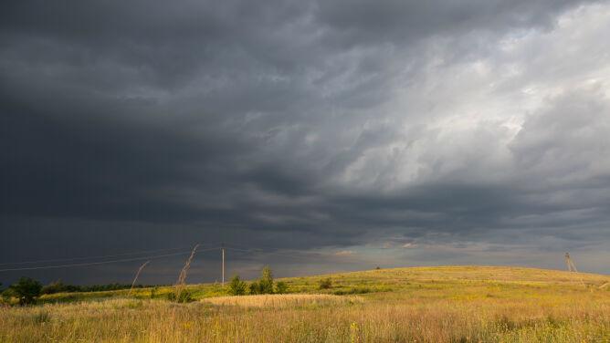 """Prognoza pogody na dziś: """"musimy poważnie ostrzec przed burzami"""""""