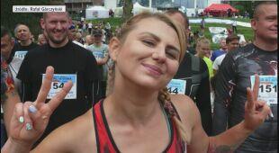 Anna Szlendziak wzięła udział w Biegu Katorżnika