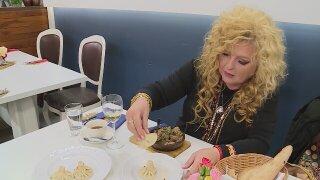 Magda Gessler Ma Smaka Na Gruzinska Kuchnie Oficjalna Strona